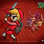 Four Swords Adventures : Fond d'écran