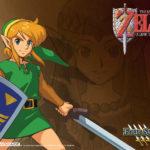 A Link To The Past : Fond d'écran
