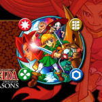 Oracle of Seasons : Fond d'écran