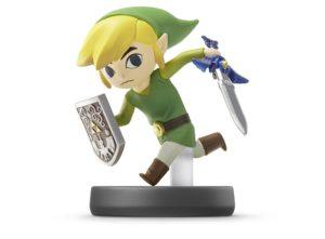Super Smash Bros. : Produit dérivé – Amiibo – Toon Link