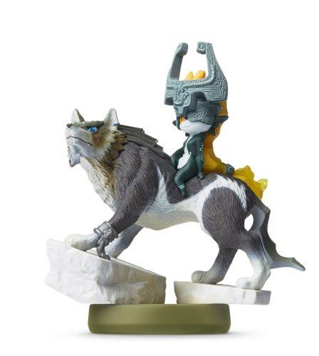 Twilight Princess : Produit dérivé – Amiibo – Link loup
