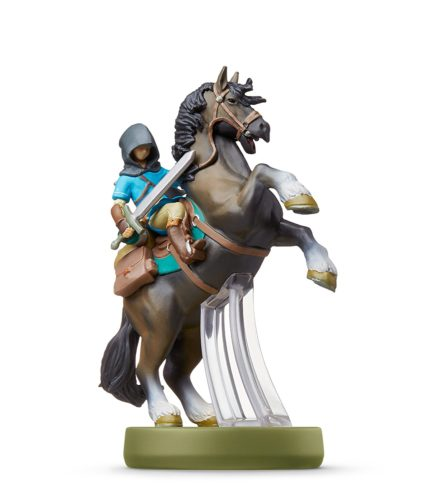 Breath of the Wild : Produit dérivé – Amiibo – Link – Cavalier