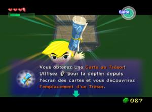 The Wind Waker : Solution - Missions secondaires de l'île aux Forêts
