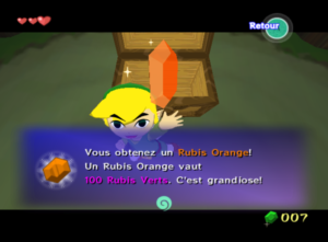 The Wind Waker : Solution - Missions secondaires de l'île de l'Aurore