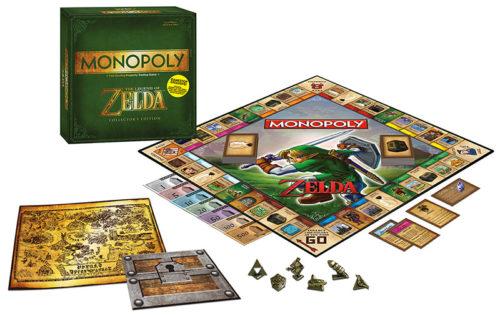 Jeu de société – Monopoly – Edition collector