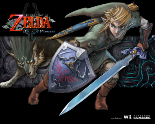 Twilight Princess : Fond d'écran