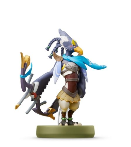 Breath of the Wild : Produit dérivé – Amiibo – Revali