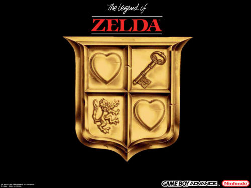 The Legend of Zelda : Fond d'écran