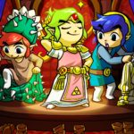 Triforce Heroes : Fond d'écran
