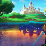 A Link Between Worlds : Fond d'écran