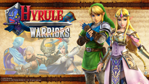 Hyrule Warriors : Fond d'écran