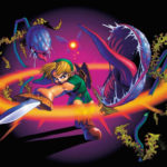 Ocarina of Time : Fond d'écran