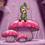 The Minish Cap : Fond d'écran