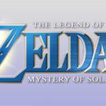 Mystery of Solarus : Logo