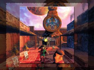 Majora's Mask : Fond d'écran