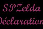 SPZelda Déclarations : Logo officiel
