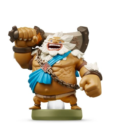 Breath of the Wild : Produit dérivé – Amiibo – Daruk