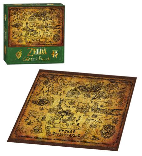 Jeu de société – Puzzle – Edition collector