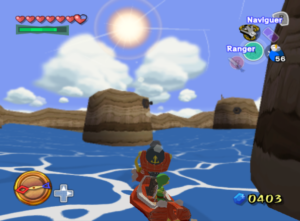 The Wind Waker : Solution - Missions secondaires de l'île de la Face Quatre