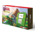 "Ocarina of Time : Console 2DS ""Link Edition"""