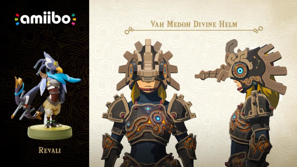 Breath of the Wild : Solution - Amiibo