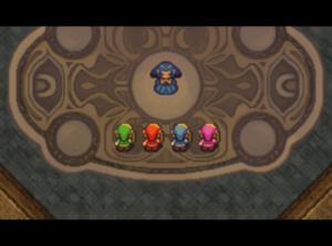 Four Swords Adventures : Solution - Partie 4