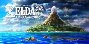 Link's Awakening : Artwork