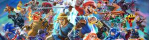 Super Smash Bros. Ultimate : Bannière