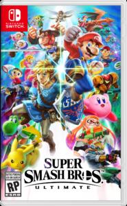 Super Smash Bros. Ultimate : Boîte de jeu
