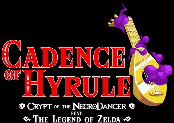 Cadence of Hyrule : Logo officiel