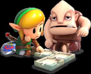 Solution de Link's Awakening