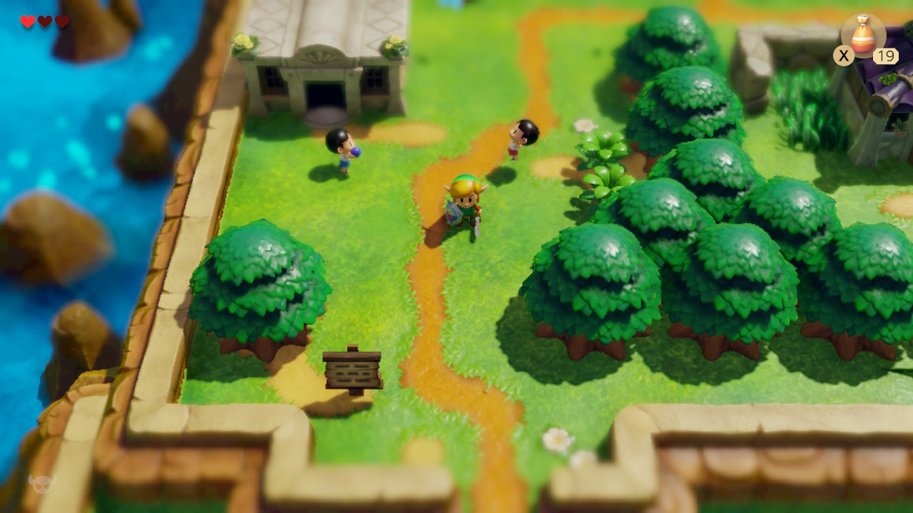 Link's Awakening : Solution - Switch - Partie 1