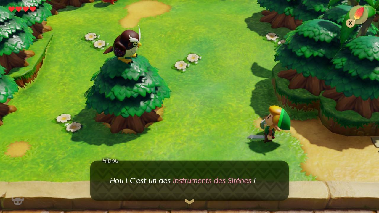 Link's Awakening : Solution - Switch - Partie 3