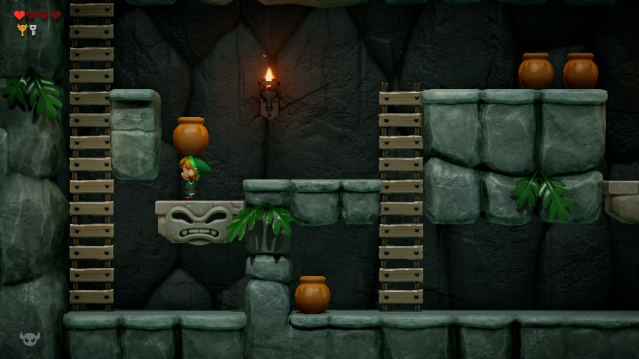 Link's Awakening : Solution - Switch - Partie 4