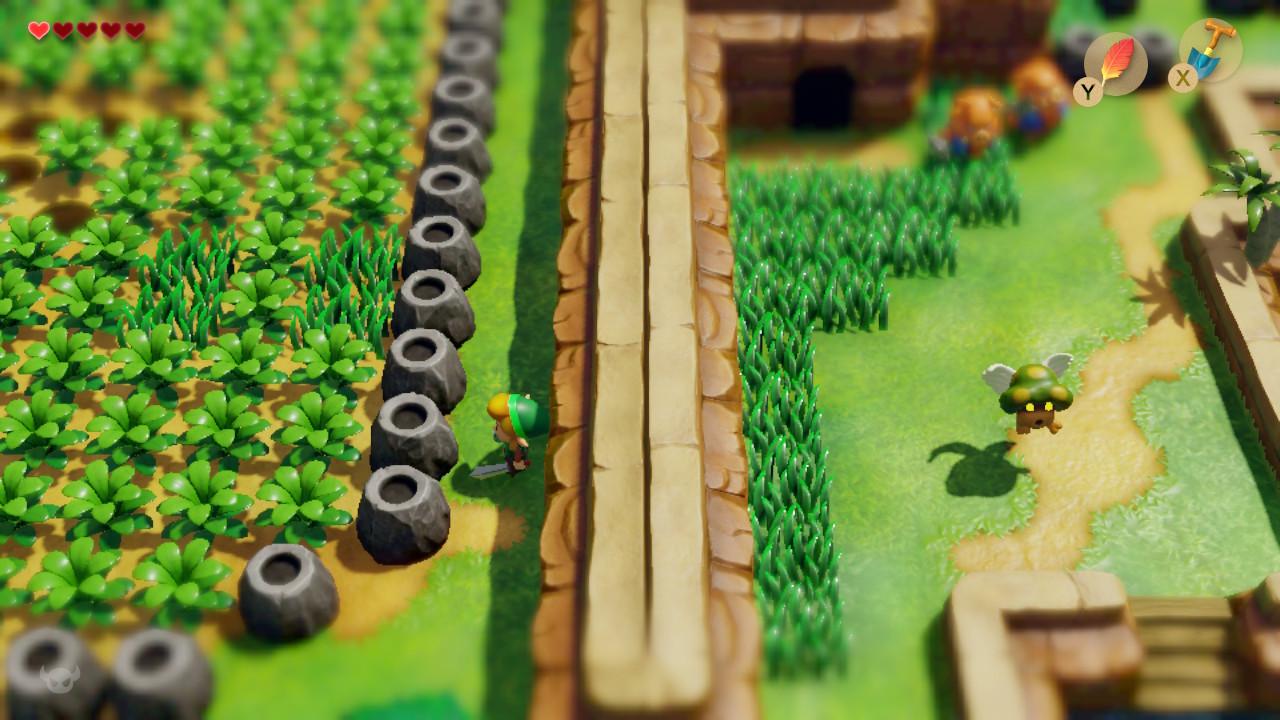 Link's Awakening : Solution - Switch - Partie 5
