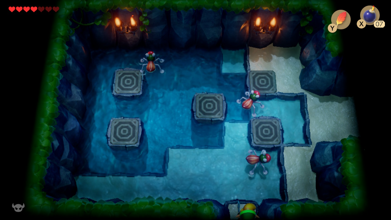 Link's Awakening : Solution - Switch - Partie 8