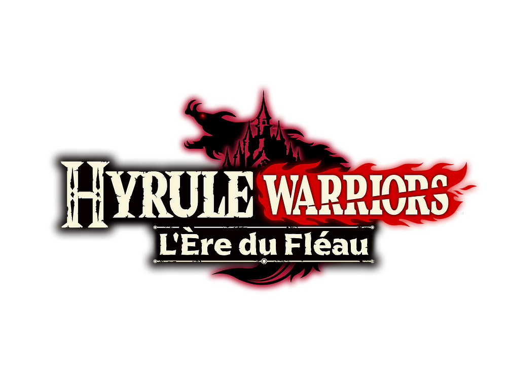 Hyrule Warriors - l'Ère du Fléau : Logo officiel